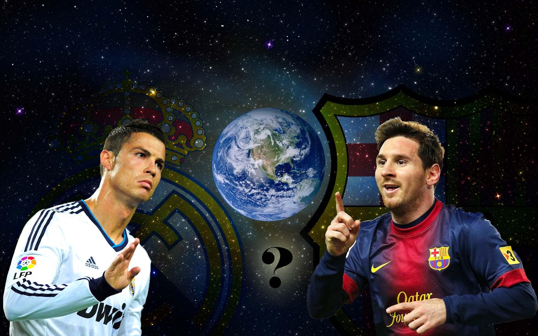 حلقة 4: من سيخلف ميسي و رونالدو على عرش كرة القدم ؟