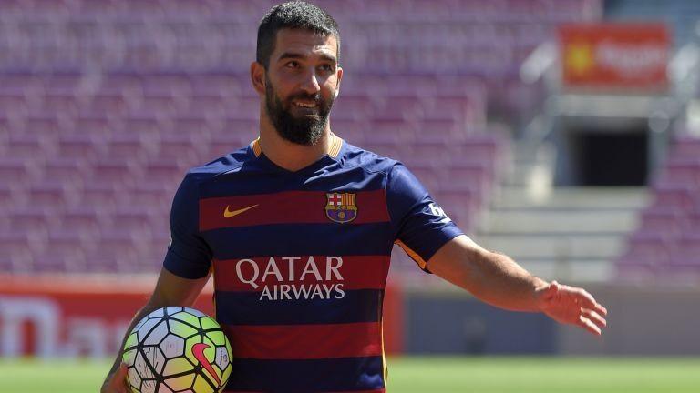 ما هو الرقم المفضل للاعب برشلونة الجديد