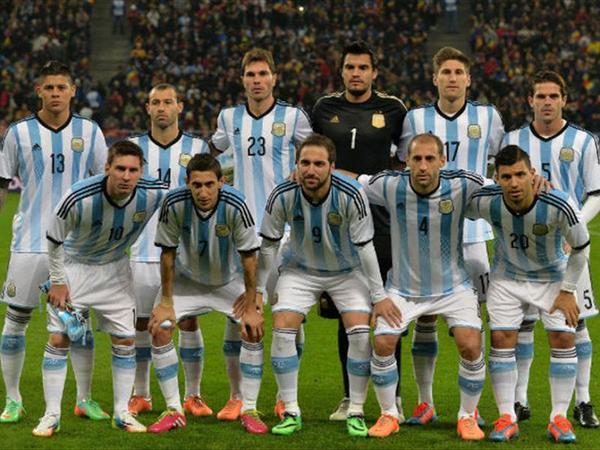 المنتخب الأرجنتيني الاول عالمياً