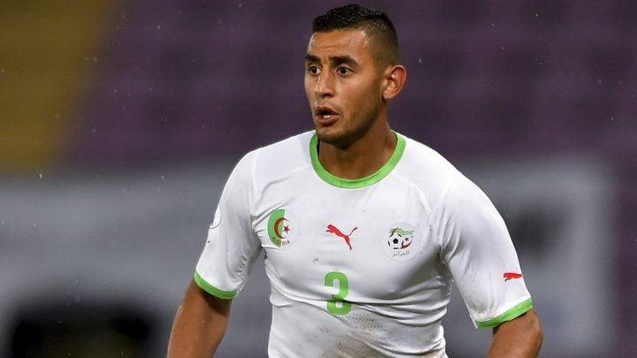 غلام - الجزائري فوزي غولام يتلقى عرضا كبيرا من اقوى اندية الدوري الايطالي