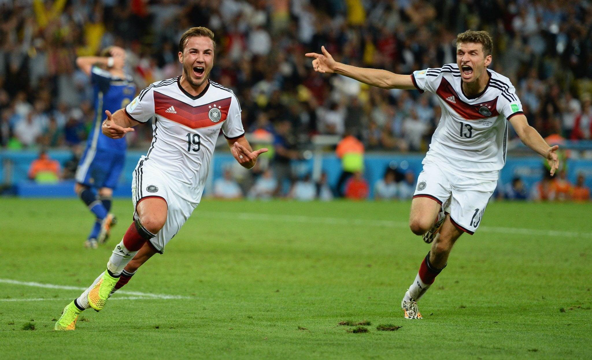 Football 2 - عاجل : ماريو غوتزه يقترب من اللعب في الدوري الانجليزي الممتاز