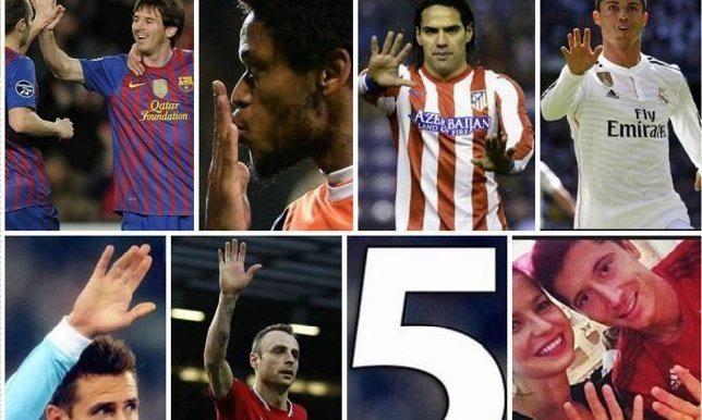 """ميسي 28 - قائمة أسرع """"خماسية"""" في تاريخ كرة القدم"""