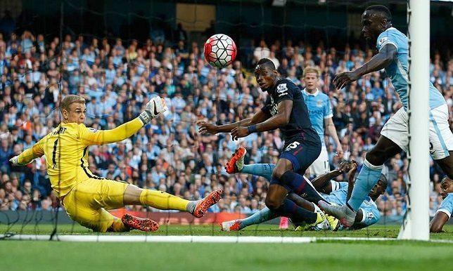هام مانشستر سيتي - بالفيديو: مانشستر سيتي يفقد اول ثلاث نقاط امام وست هام يونايتد في البريميرليج