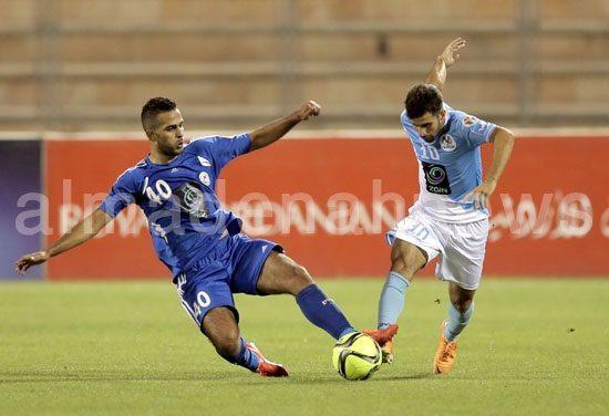 al faisaly al ramtha - فيديو: أهداف مباراة الفيصلي والرمثا في الدوري الاردني