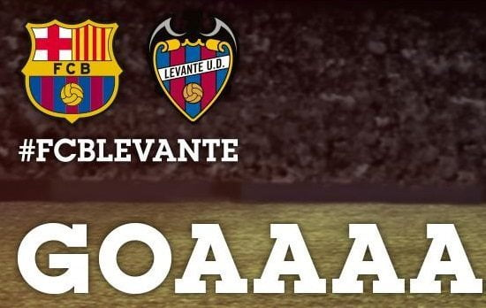 Photo of فيديو: هدف برشلونة الرابع في مرمى ليفانتي عن طريق ميسي