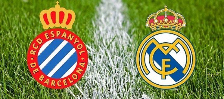 مباراة ريال مدريد واسبانيول
