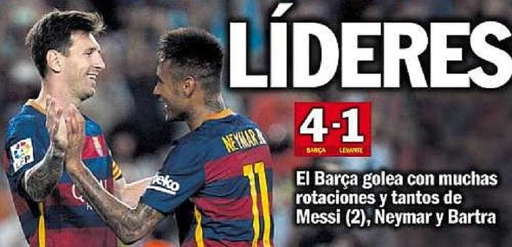 sport3 - ترجمة عناوين الصحف الاسبانية اليوم الاثنين 21-9-2015