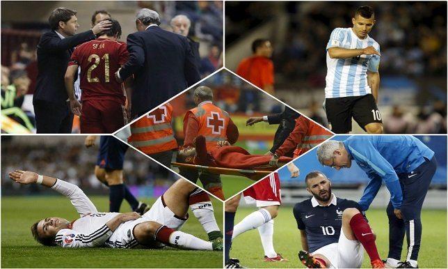إصابات اللاعبين في الفيفا هل سببها استهتار من المدربين ؟!
