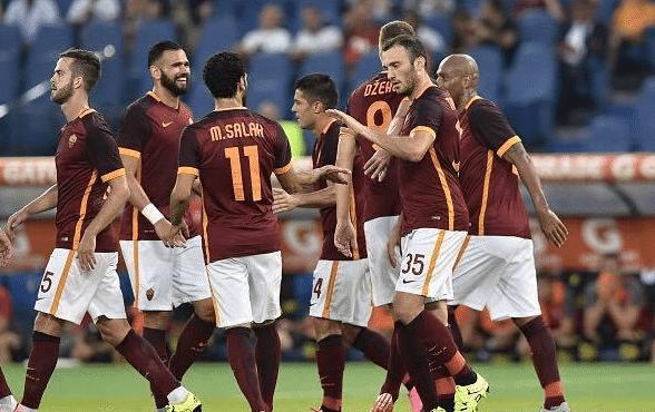 ريال مدريد يرغب بالتعاقد مع نجم روما