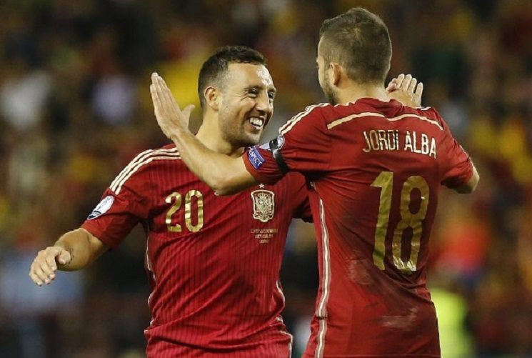 Photo of فيديو: اهداف مباراة اسبانيا ولوكسمبرج في تصفيات يورو 2016