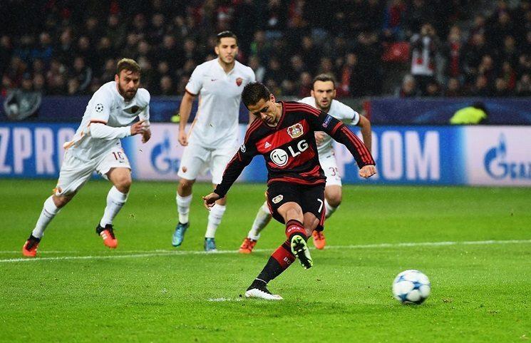 صورة فيديو: اهداف مباراة باير 04 ليفركوزن و روما في شامبيونز ليج