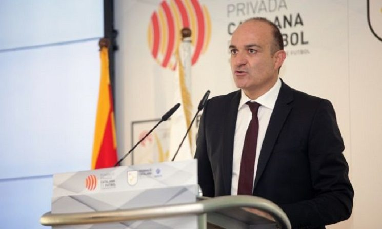 رئيس الاتحاد الكتالوني