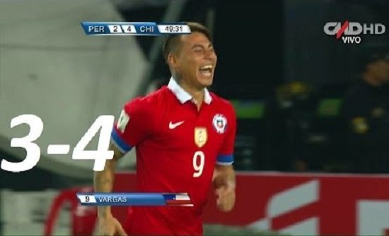 Photo of فيديو: أهداف المباراة بيرو و تشيلي في تصفيات كأس العالم