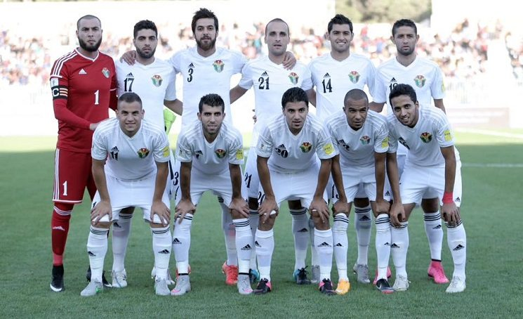 المنتخب الاردني لكرة القدم