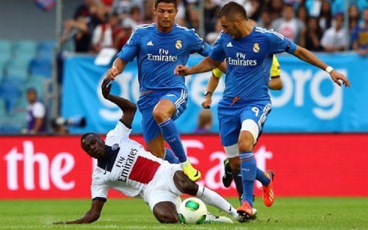 باريس و ريال مدريد