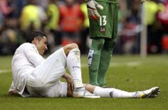 صورة فيديو: لقطة رونالدو أثارت الذعر في جمهور ريال مدريد