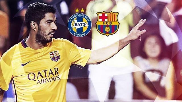 صورة فيديو: اهداف مباراة باتي بوريسوف و برشلونة في دوري ابطال اوروبا