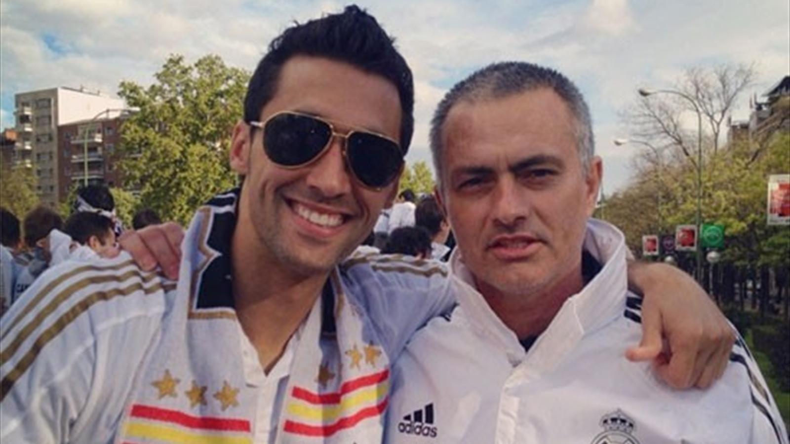 أربيلوا يريد عودة مورينيو إلى ريال مدريد