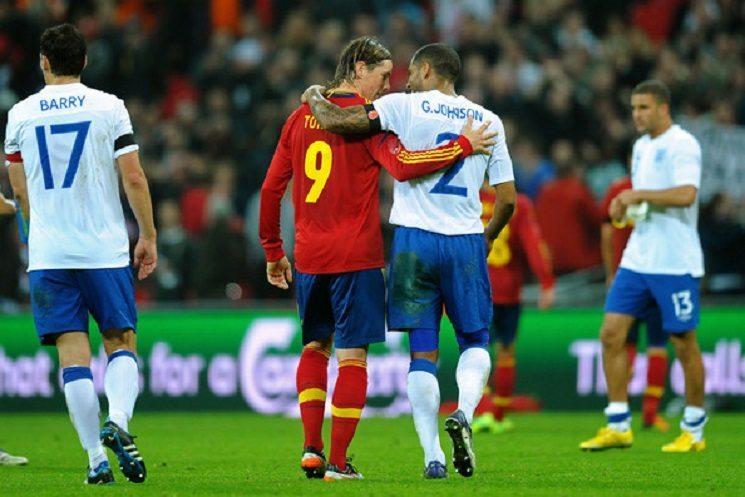 اسبانيا و انجلترا