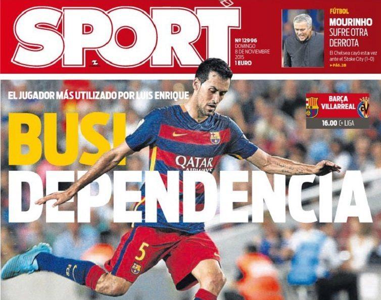 Photo of ابرز عناوين الصحف الاسبانية اليوم الاحد 8-11-2015