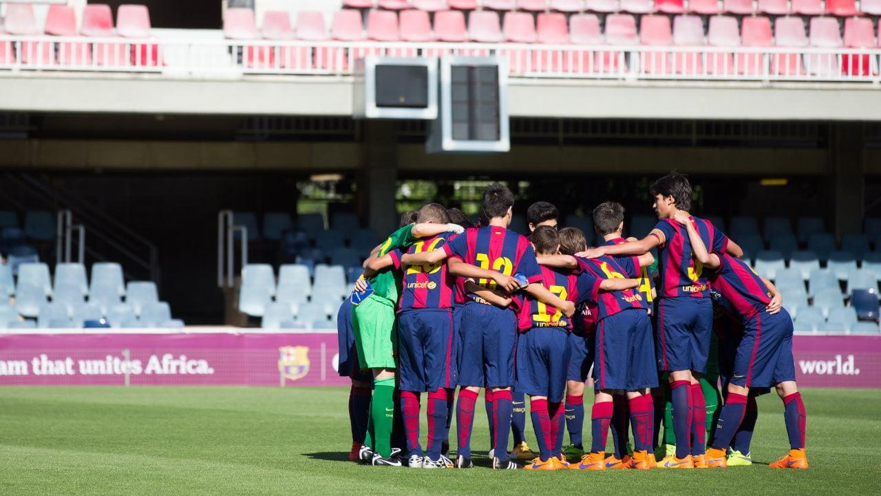 برشلونة في الصداره وليون يتفوق على ريال مدريد