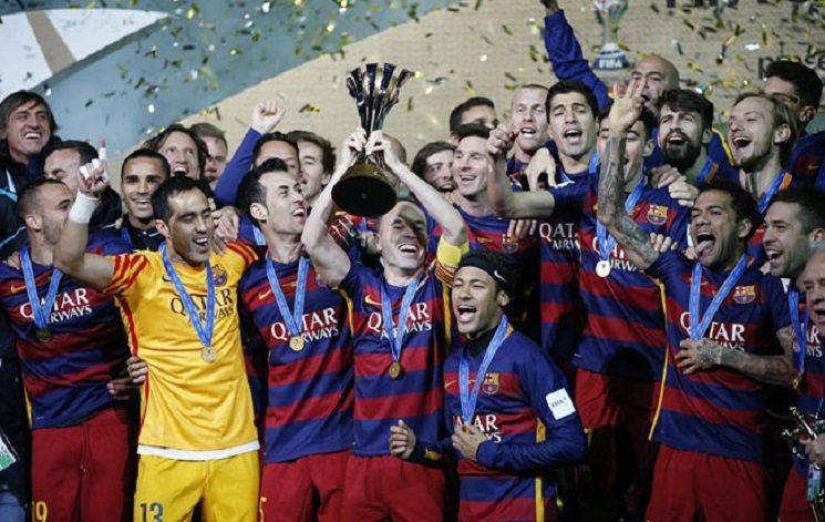 برشلونة كأس العالم للأندية