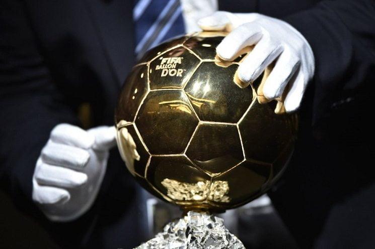 الكرة الذهبية 2015