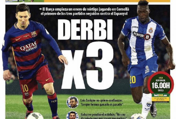 ترجمة عناوين صحف اسبانيا اليوم السبت 2-6-2016