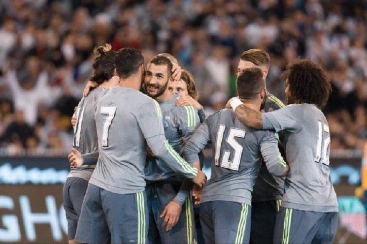 صورة تشكيلة ريال مدريد المتوقعة لمواجهة اتلتيك بيلباو