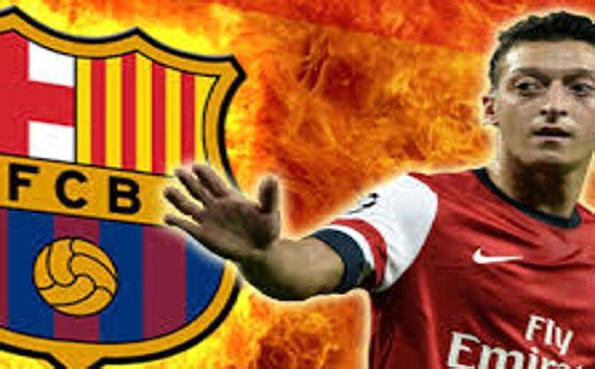 Photo of برشلونة يريد أوزيل