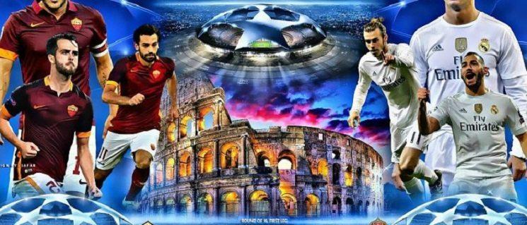 تصويت: توقعاتكم لمواجهة روما وريال مدريد في قمة الشامبيونزليج