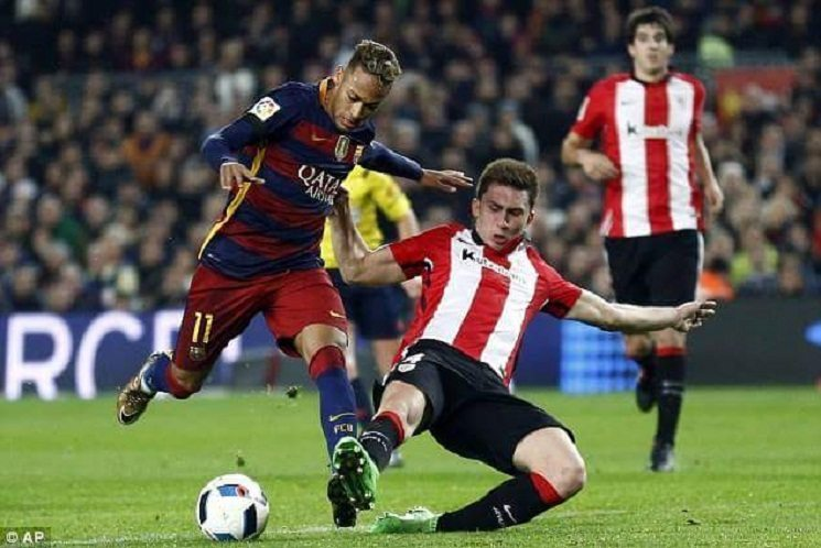 برشلونة يدرك استحالة ضم لاعب بلباو