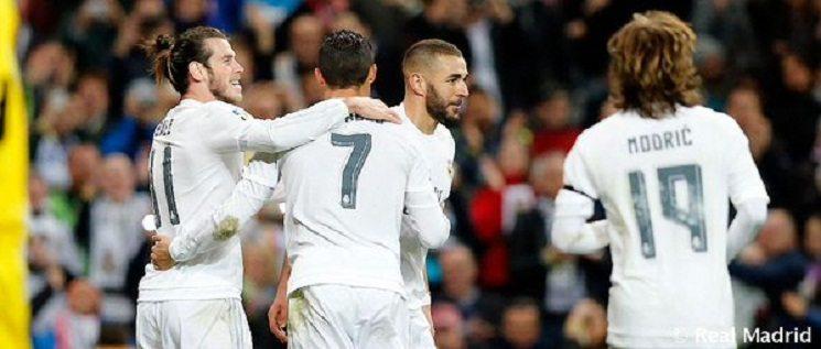 CeGE0itWwAAsnDr - ريال مدريد يتباهى بالـBBC