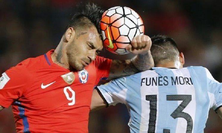 Photo of فيديو: ملخص مباراة تشيلي والارجنتين في تصفيات كأس العالم
