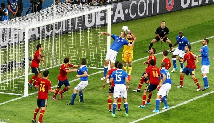 توقعاتكم لقمة إيطاليا و أسبانيا الودية ؟