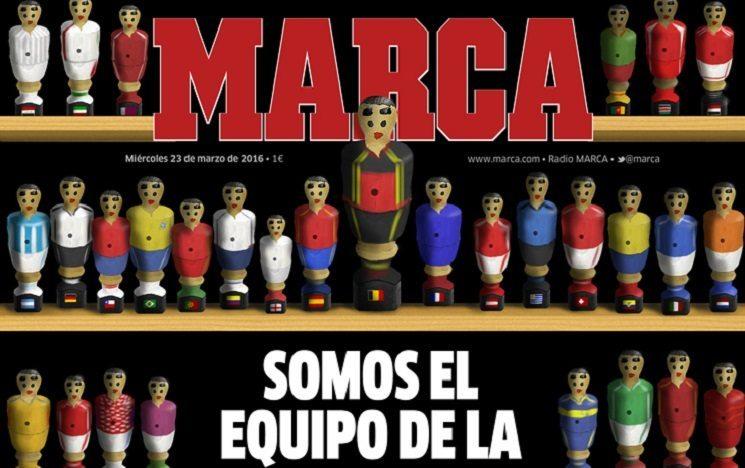Photo of أبرز عناوين صحف اسبانيا الصادرة اليوم الاربعاء 23-3-2016