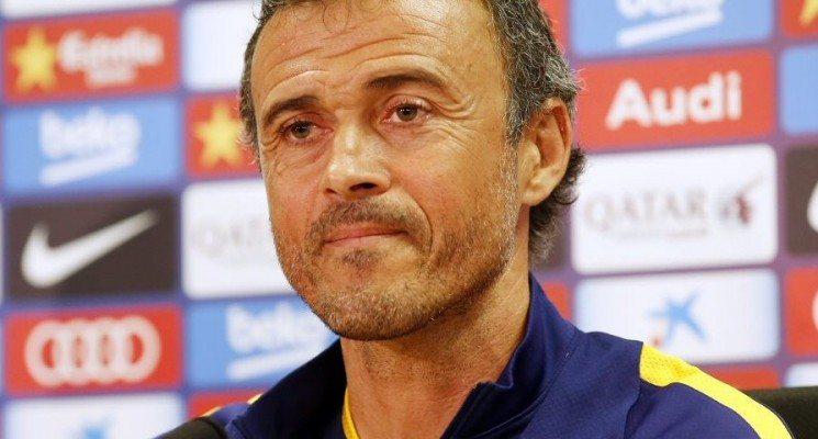 luis enrique 1 745x400 - اشبيلية : رحيل لاعبينا لبرشلونة امر صعب