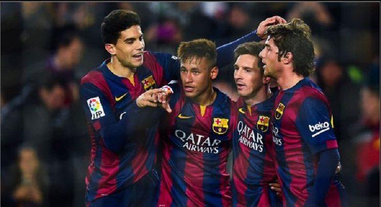 برشلونة يحارب أوروبا على لاعب أتليتكو مدريد