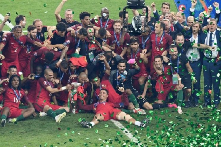 صورة فريق احلام يورو 2016