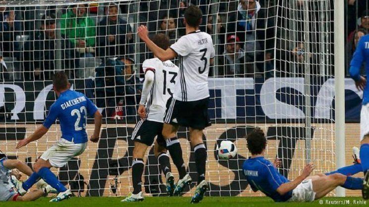 Germany Vs Italy LIVE - ألمانيا تفقد نجم المنتخب حتى نهاية اليورو