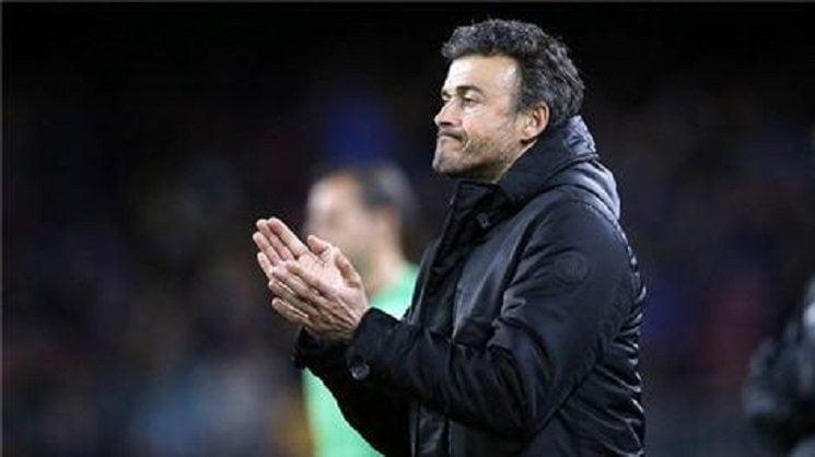 Luis Enrique 56325417 - مدرب برشلونة يعلن عن قائمة الفريق لمواجهة إيبار في الليغا