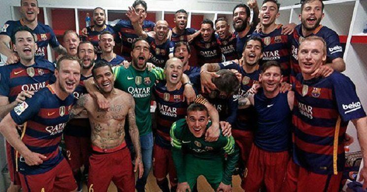Photo of برشلونة غاضب من لاعبه