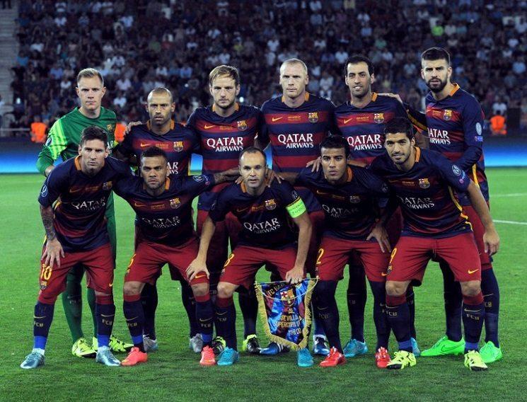 انريكي يستبعد نجم برشلونة من قائمة مباراة فياريال