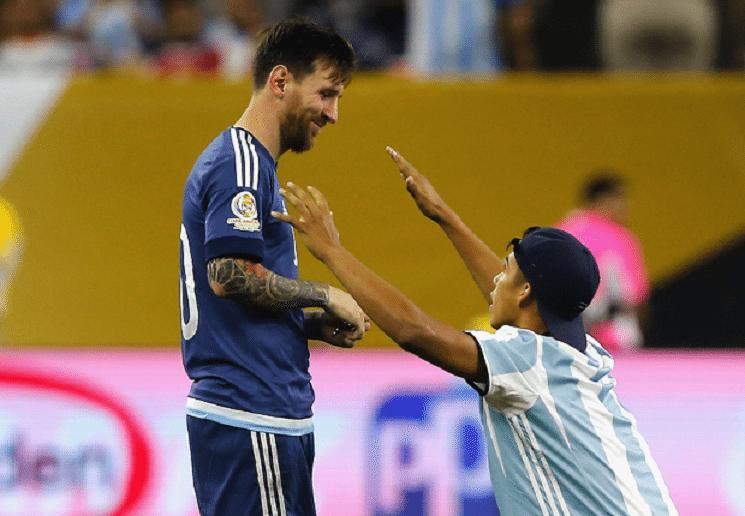 leo - الأرجنتين تتحرك لإقناع ميسي