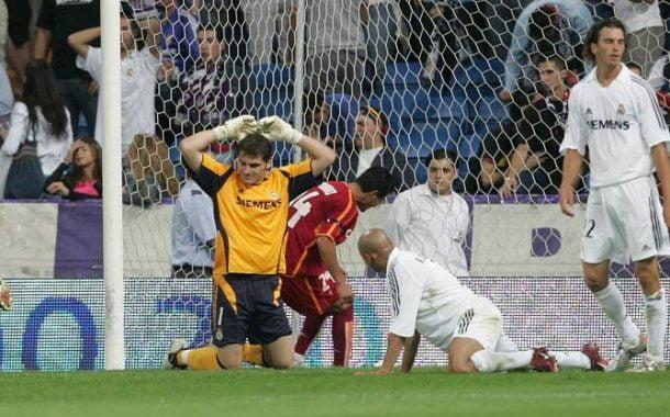 ريال مدريد يخشى انكسار 2005