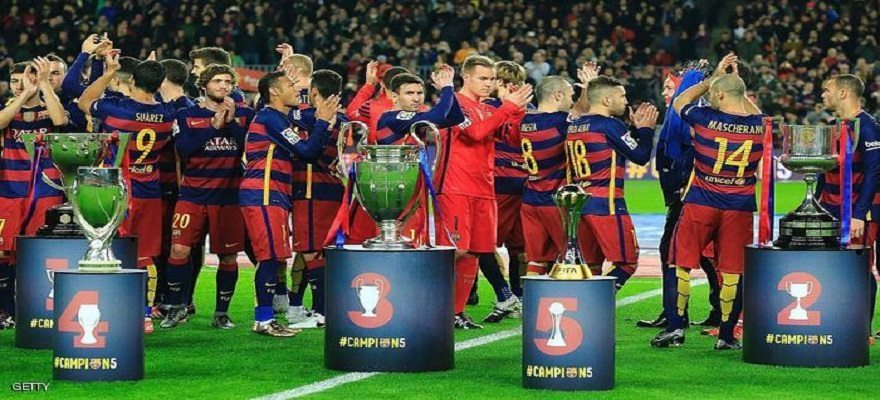 1 803732 - لاعب برشلونة يؤكد : إني راحل