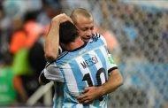رسميا .. الأرجنتين تحسم وضعية ميسي و ماسكيرانو مع المنتخب