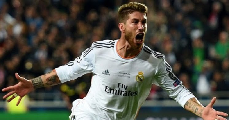 Real Madrid v Atletico Madrid Sergio Ramos of 3147280 - ناتشو : راموس يملك مغناطيسا