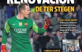 أبرز عناوين صحف اسبانيا الصادرة اليوم الاربعاء 24-8-2016