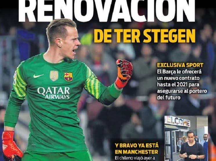 sport - أبرز عناوين صحف اسبانيا الصادرة اليوم الاربعاء 24-8-2016